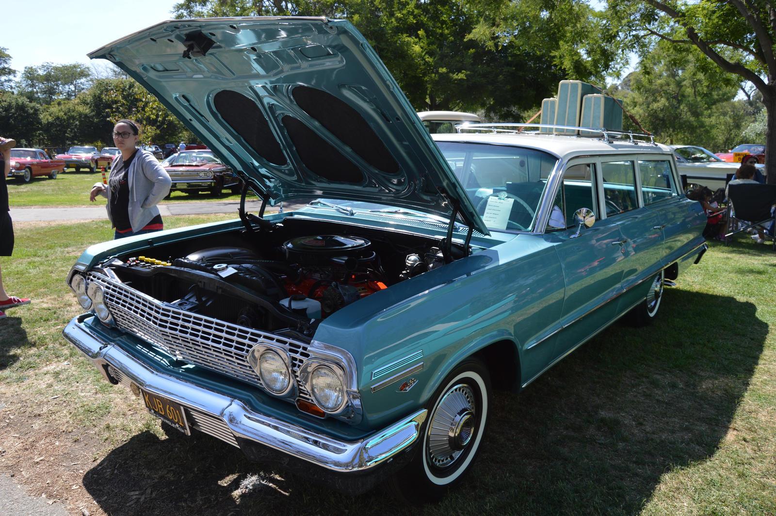 1963 Chevrolet Bel