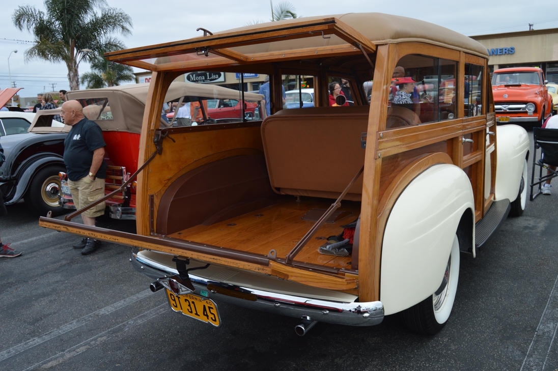 1940 Plymouth Deluxe Woodie Station Wagon V By Brooklyn47 On Deviantart
