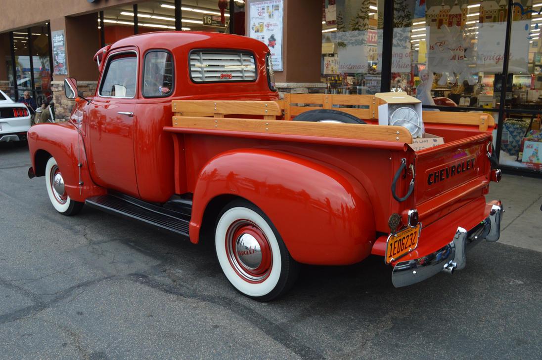 1949 Chevrolet 3100 (VI) by Brooklyn47