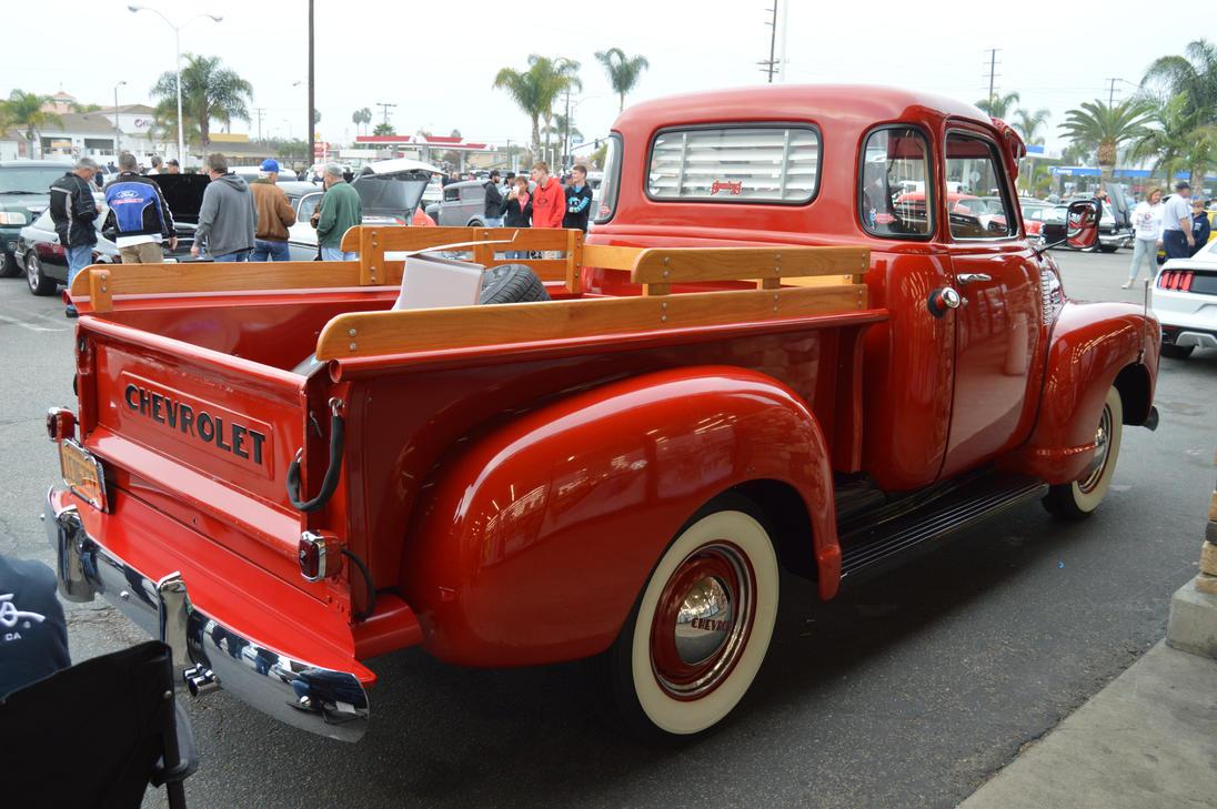 1949 Chevrolet 3100 (VII) by Brooklyn47