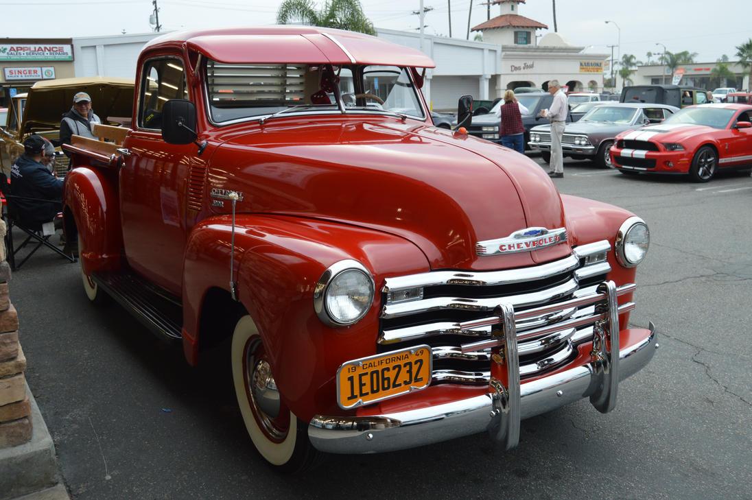 1949 Chevrolet 3100 (VIII) by Brooklyn47