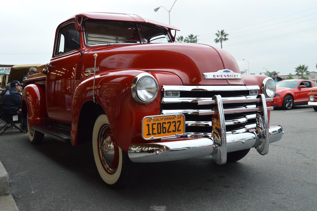 1949 Chevrolet 3100 (IX) by Brooklyn47
