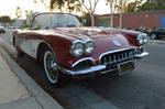 1958 Chevrolet Corvette X