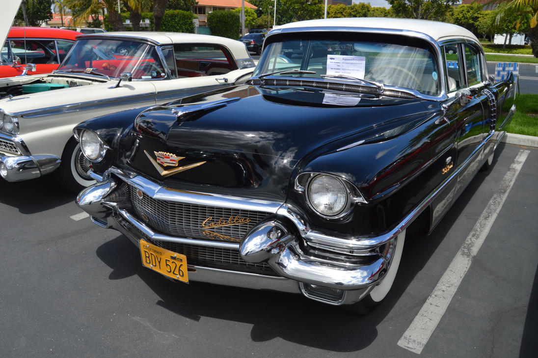 1956 Cadillac Fleetwood 60 Special IV by Brooklyn47 on ...