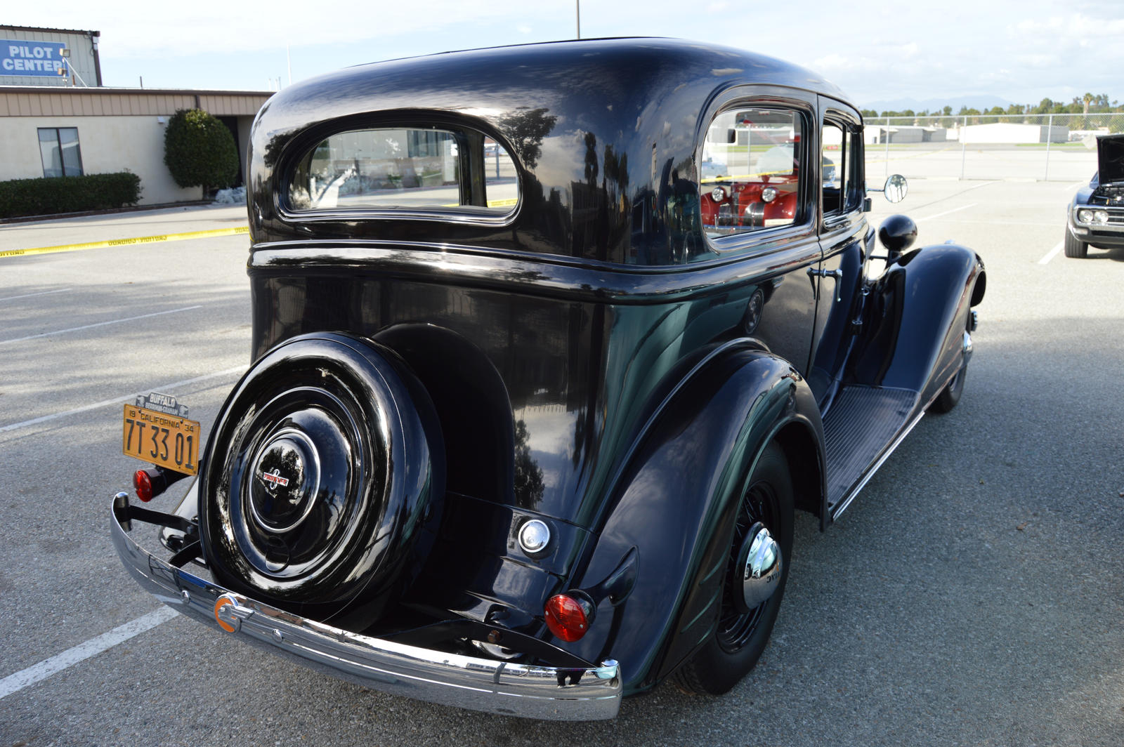 1934 pontiac model 603 2 door sedan viii by brooklyn47 on for 1934 pontiac 4 door sedan