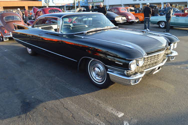 1960 Cadillac Series 62 Coupe IV by Brooklyn47