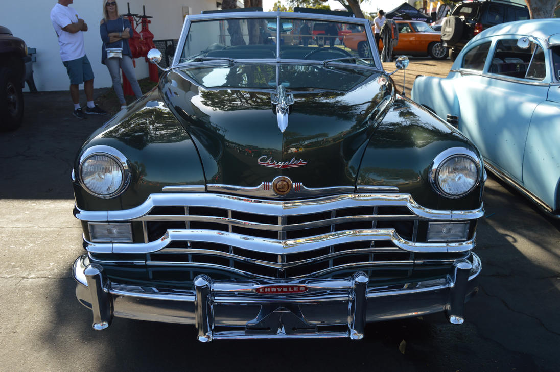 1949 Chrysler Town And Country Convertible Ii By Brooklyn47 On
