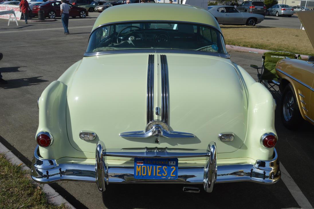 1953 Pontiac Chieftain Vi By Brooklyn47 On Deviantart Sedan