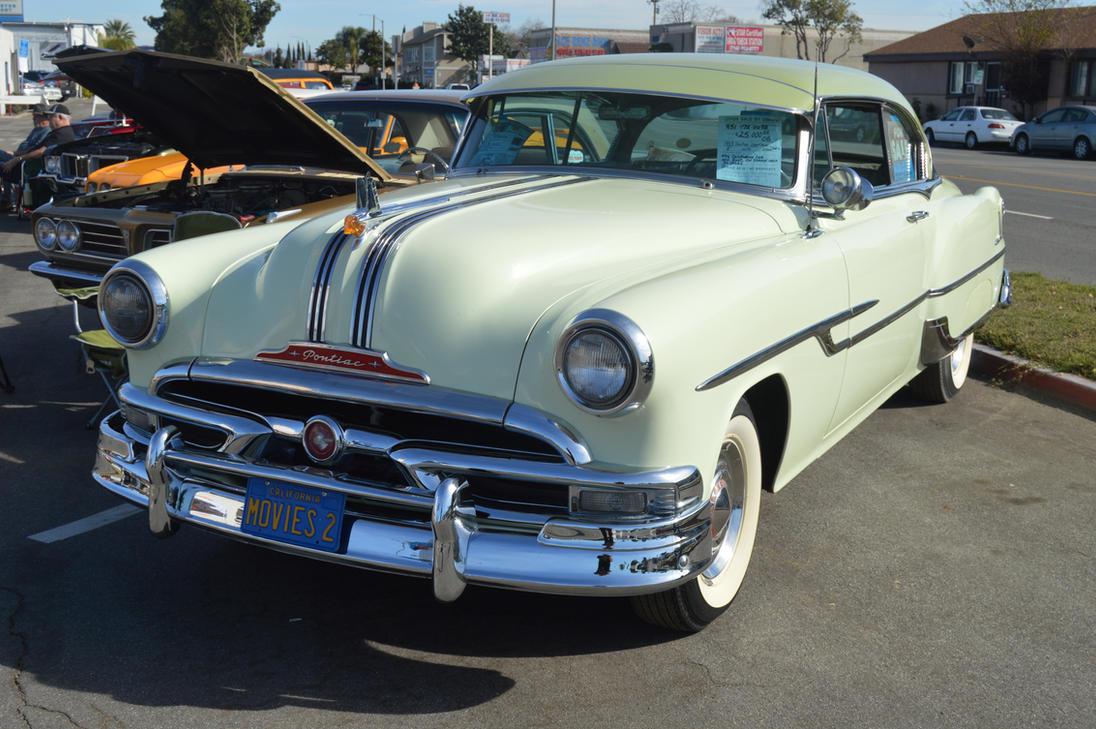 1953 Pontiac Chieftain Ix By Brooklyn47 On Deviantart Sedan