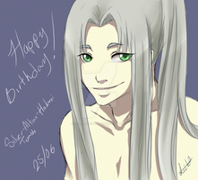 Happy Birthday Hakurei!