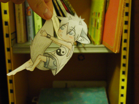Yokai Boy Paperchild