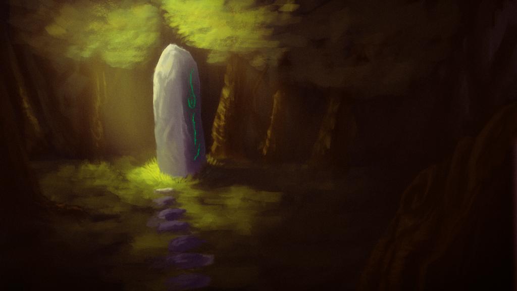 Monolith Speed Painting by killcanos