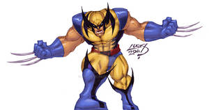 Wolverine 2011 COLORED