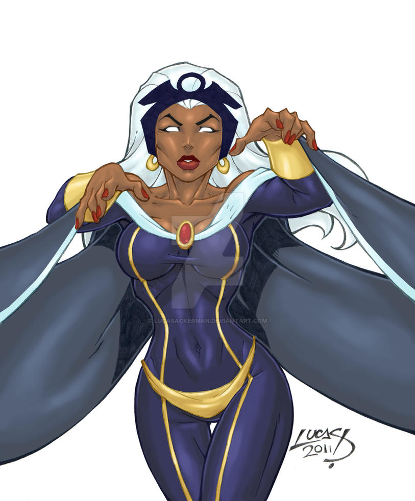 Storm 2011 COLORED by LucasAckerman