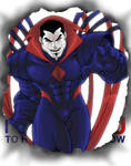 Mr. Sinister I WANT YOU 2012