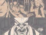 X-Men Doodles 2013 by artoflucas