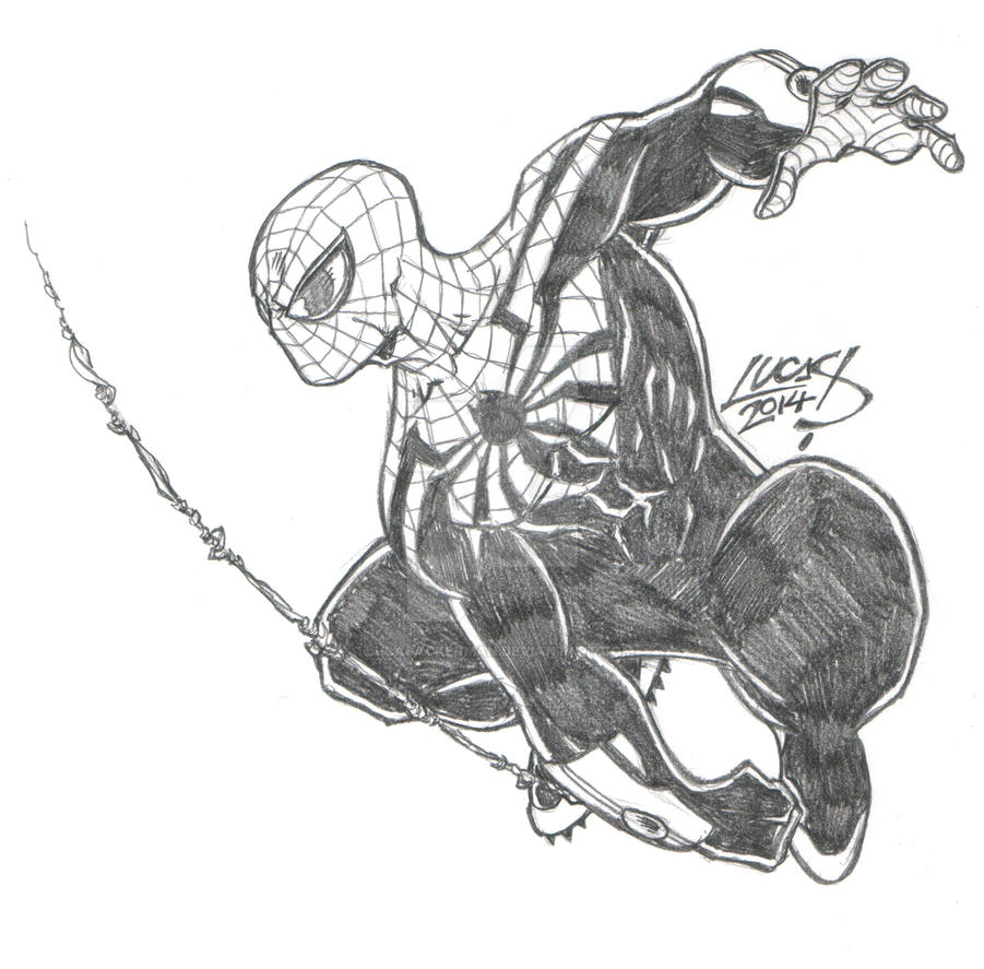 Superior Spider-Man 2014 by LucasAckerman