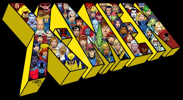 Ultimate X-Series Mash-Up 2017 X-Men by LucasAckerman