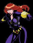 Black Widow 2017 COLORED