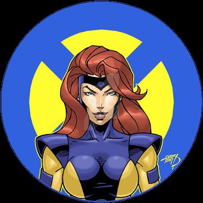 Jean Grey X Series II 2017 by LucasAckerman