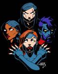 X-Men Red Rhapsody 2018