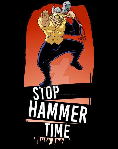 Thor Hammer Time