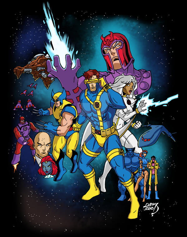 X-Men Mutant Wars 2018