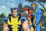 X-Men Animated Love Triangle 2019 3-21