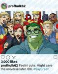 Avengers Selfie 2019 4-30