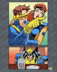 X-Men Yelling Meme 2019 by artoflucas