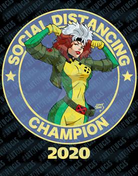 Rogue Social Distancing Champion RIPT 2020 wm