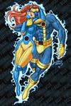 Cyclops and Jean Grey 2020 6-13 COLORED wm by artoflucas