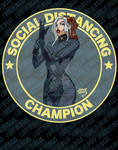 Rogue Movie Social Distancing Champion RIPT 2020 w
