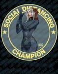 Rogue Movie Social Distancing Champion RIPT 2020 w