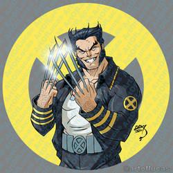 New X-Men Wolverine X Series 2021 4-12 wm