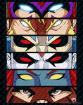 X-Men Evil Mutant Eyes 2021 5-30