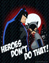 Batman Catwoman Heroes Don't Do That 2021 6-17 wm