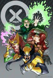 X-Men X-Women 2021 7-22 COLORED wm by artoflucas