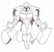 Magneto EVOLUTION 07 by LucasAckerman