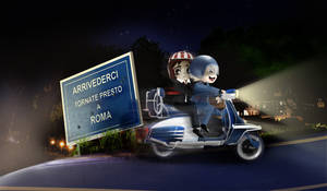 The Terror in Rome Affair