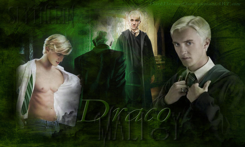 Draco Malfoy Wallpaper Deathly Hallows Draco Malfoy Wallpaper by
