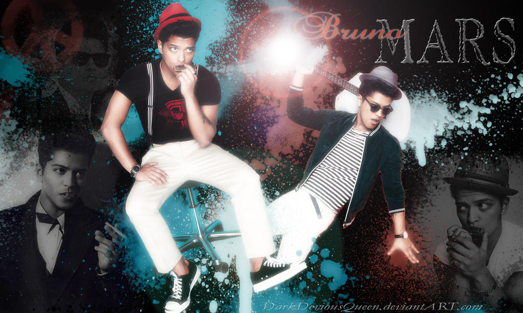 Bruno Mars Wallpaper By QueenDevious On DeviantArt
