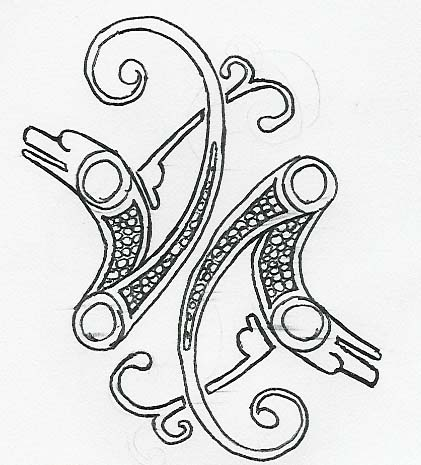 norse dolphin tattoo norse based