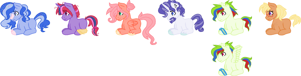 150 Watchers Shipping Adopts Special (OPEN) by TheLostAngeI