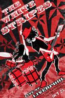 White Stripes poster concept by lukeradl