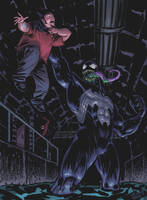 Venom commission by lukeradl