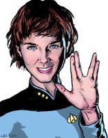 Commander Murphy by lukeradl