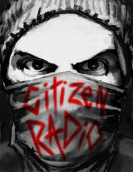 Citizen Radio by lukeradl