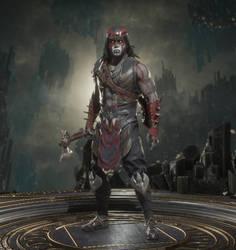 Mortal Kombat 11: Revenant Nightwolf