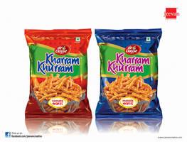 De Classe Kharram Khurram Design by jeevancreative